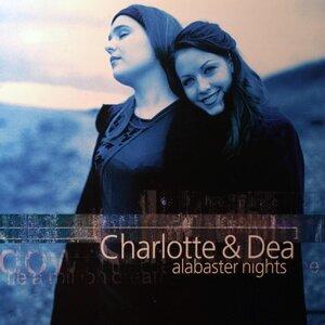 Charlotte & Dea Foto artis