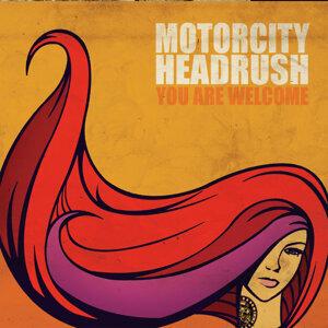 Motorcity Headrush Foto artis