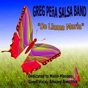 Greg Peña Salsa Band Foto artis