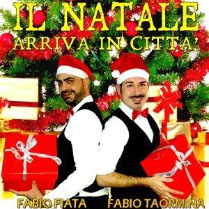 Fabio Fiata & Fabio Taormina with Fabio Taormina Foto artis