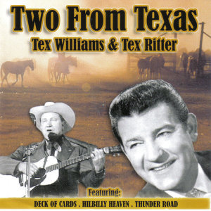 Tex Williams & Tex Ritter 歌手頭像