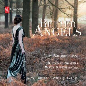 Emily Pailthorpe, BBC Symphony Orchestra, Martyn Brabbins Foto artis