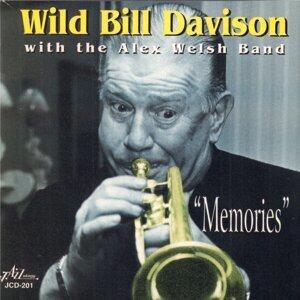 Wild Bill Davison, The Alex Welsh Band Foto artis