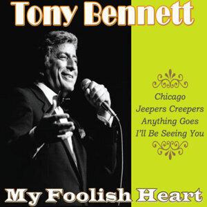 Tony Bennet 歌手頭像