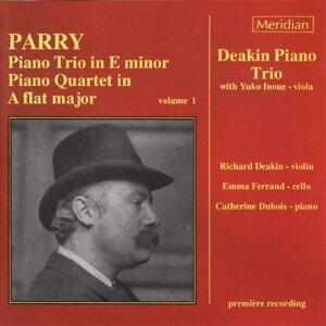Deakin Piano Trio, Yuko Inoue Foto artis