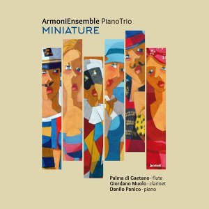 Armoni Ensemble Piano Trio Foto artis