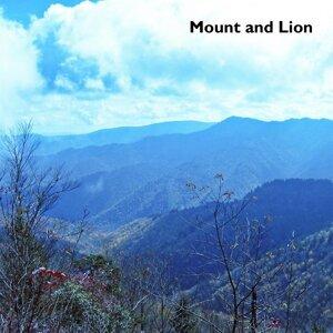 Mount and Lion Foto artis