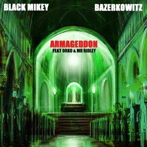 Black Mikey, Bazerkowitz Foto artis