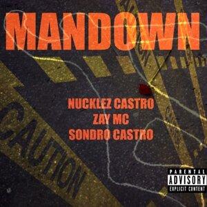 Nucklez Castro, Zay Mc, Sondro Castro Foto artis