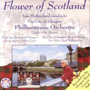 The City of Glasgow Philharmonic Orchestra, Iain Sutherland Foto artis