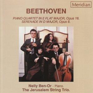 Nelly Ben-Or, The Jerusalem String Trio Foto artis
