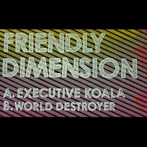 The Friendly Dimension Foto artis
