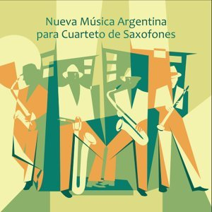 4mil Cuarteto de Saxofones Foto artis