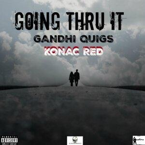 Gandhi Quigs, Konac Red Foto artis