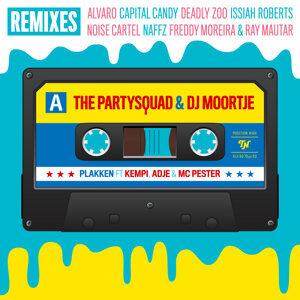 The Partysquad, DJ Moortje Foto artis