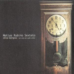 Matías Rubino Sexteto Foto artis