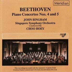 John Bingham, Singapore Symphony Orchestra Foto artis