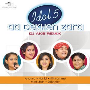 Ananya Nanda, Nahid Afrin, Nithyashree Venkataramanan, Moti Khan, Vaishnav Girish Foto artis