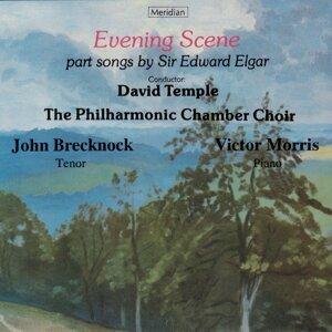 The Philharmonic Chamber Choir, John Brecknock, Victor Morris Foto artis