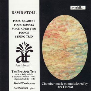 The Pro Arte Trio, Noel Skinner, David Ward Foto artis