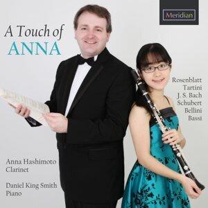 Anna Hashimoto, Daniel King Smith Foto artis