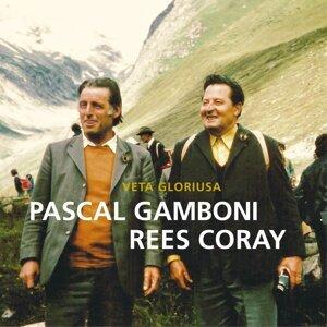 Pascal Gamboni, Rees Coray Foto artis