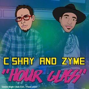 Zyme, C Shay Foto artis