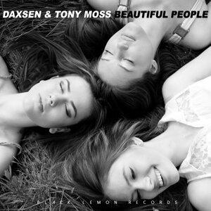 Daxsen & Tony Moss Foto artis