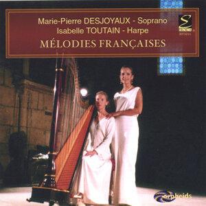 Marie Pierre, Soprano / Isabelle Toutain, Harpe Foto artis
