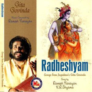 Pandit Ramesh Narayan, K. R. Shyama Foto artis