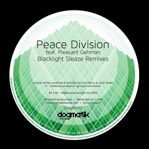 Peace Division feat. Pleasant Gehman 歌手頭像