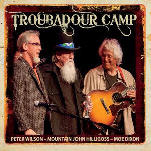 Mountain John Hilligoss, Peter Wilson, Moe Dixon Foto artis
