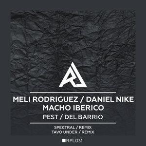 Meli Rodriguez, Daniel Nike, Macho Iberico Foto artis