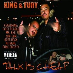 King, Fury Foto artis