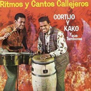 Cortijo y Kako y sus Tambores Foto artis