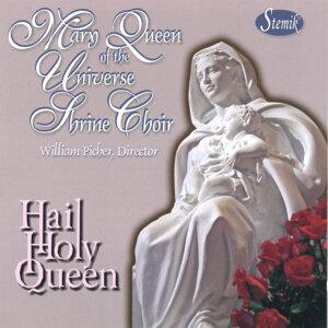 Mary, Queen of the Universe Shrine Choir, William Picher Foto artis