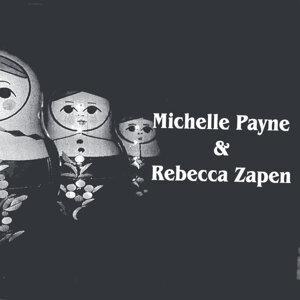 Michelle Payne & Rebecca Zapen Foto artis