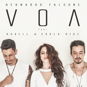 Bernardo Falcone Feat. Carla Díaz & Ruxell Foto artis