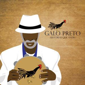 Mestre Galo Preto Foto artis