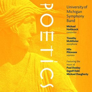 University of Michigan Symphony Band, Timothy McAllister, Hila Plitmann Foto artis