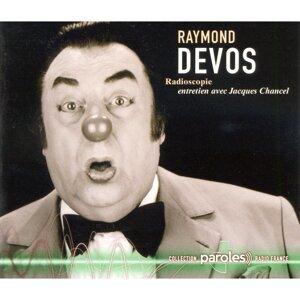 Jacques Chancel, Raymond Devos Foto artis