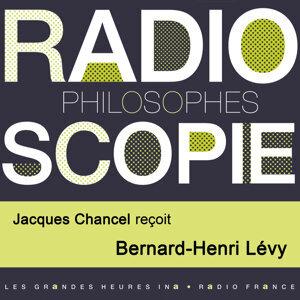 Bernard-Henri Lévy, Jacques Chancel Foto artis