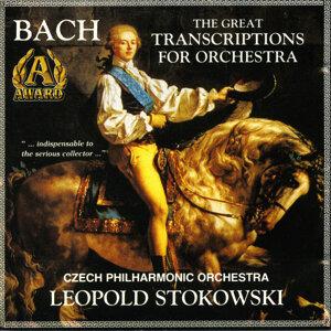 Leopold Stokowski: Czech Philharmonic Orchestra