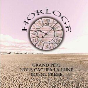 Horloge Foto artis