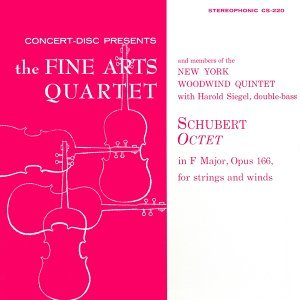 Fine Arts Quartet & Members of the New York Woodwind Quintet Foto artis