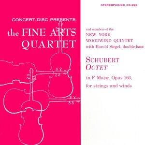 Fine Arts Quartet & Members of the New York Woodwind Quintet Foto artis
