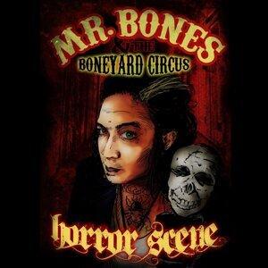 Mr Bones and The Boneyard Circus Foto artis