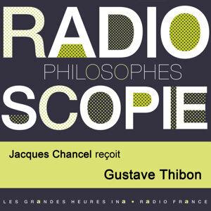 Gustave Thibon, Jacques Chancel Foto artis