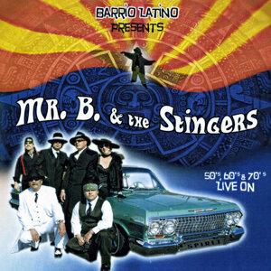 Mr. B and the Stingers Foto artis