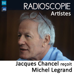 Michel Legrand, Jacques Chancel Foto artis